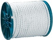 1/2'' X 600' Twisted Nylon Rope by SEACHOICE (Image #1)