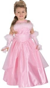 [Barbie Pink Princess Child Halloween Costume Size 8-10] (Barbie Fancy Dress Costumes)