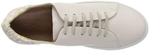 Off Joules Solena Sneaker White Women's wRcZRqC1