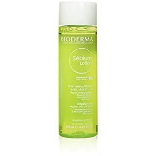 Bioderma - Sébium - Lotion - Rebalancing Water Oil - PH care - for Combination to Oily Skin - 6.67 fl.oz.