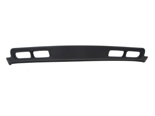 FRONT AIR DEFLECTOR DARK GREY GM1092167