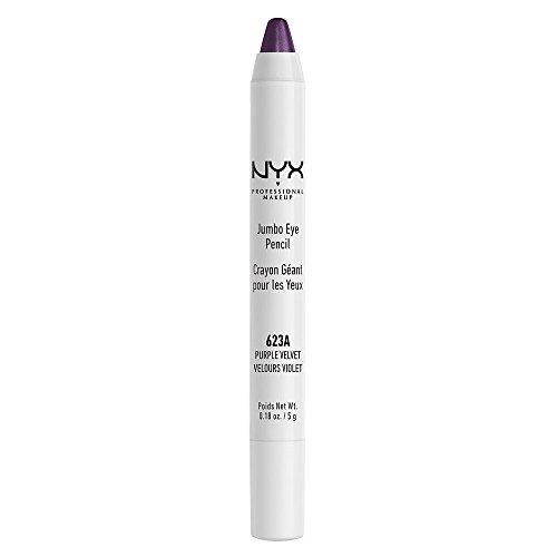 NYX PROFESSIONAL MAKEUP Jumbo Eyeliner Pencil - Purple Velvet, Violet
