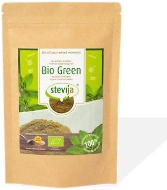 Stevija Gemalen Steviablad Fijn 100 g 1 Units