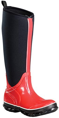 Baffin Women's Meltwater Rain Boot,Red,9 M US