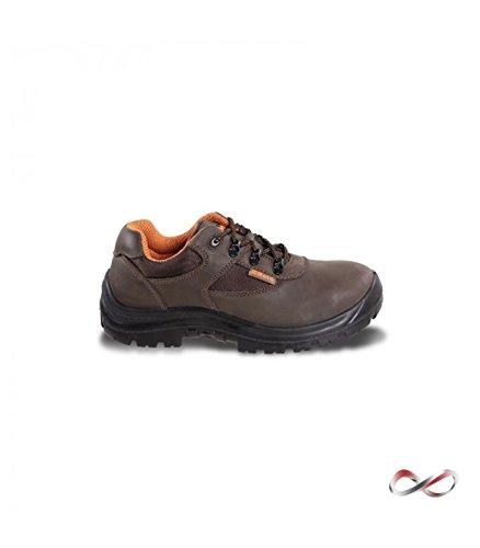 7235b 41-sapatos Action Em Pele Nubuck