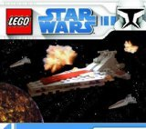 Lego Star Wars BrickMaster Exclusive Limited Edition Mini Building Set #20007 Republic Star Destroyer (Republic Star Cruiser)