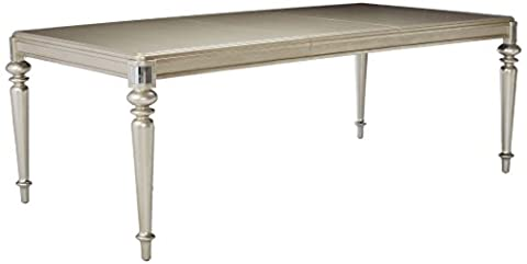 Coaster Home Furnishings 106471 Danette Collection Dining Table - Home Furnishings