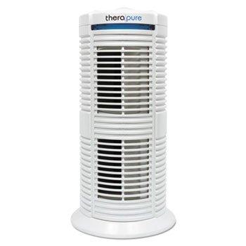 Tpp220m Hepa-Paradigm Air Purifier, 70 Sq Ft Room Capacity, Three Speeds, White