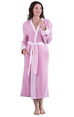 PajamaGram Fleece Robes for Women - Ultra Plush Women's Fleece Robes