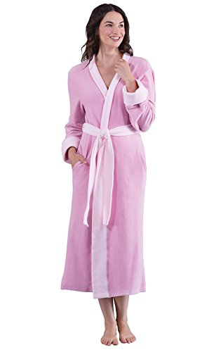 PajamaGram Fleece Robes for Women - Ultra Plush Womens Fleece Robes