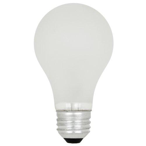 Feit Electric Tuff Kote 100 Watt, A19 Shape, 130 Volt