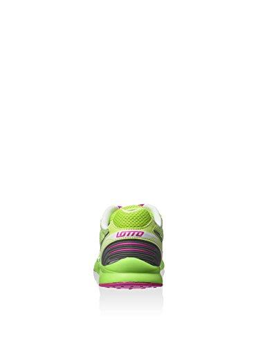 Lotto Speedride Iv W - Zapatillas de deporte Mujer Verde