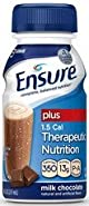 Ensure Plus 1.5 Cal Therapeutic Chocolate 8oz Bottles 24/Case