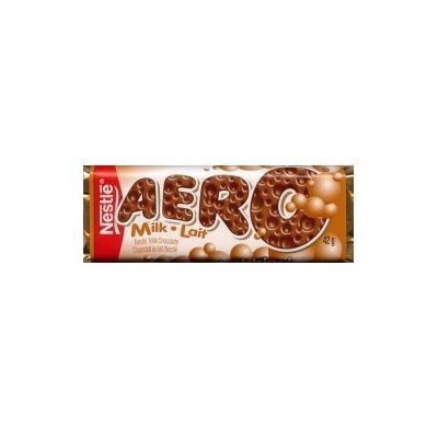 Aero Case of 48 Wrapped Chocolate Bars 2 kilos over 4 pounds From Canada Your Canuck Expat Superstore