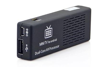 Favirtue® DZMK808 Android TV Box With MK808 RK3066 Dual