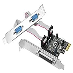 Cyber 2S1P PCIe JJP21211S1 By Siig