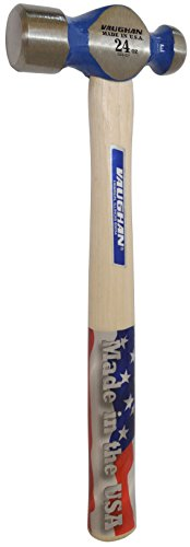 Vaughan TC224 24-Ounce Commercial Ball Pein Hammer by Vaughan (Image #1)