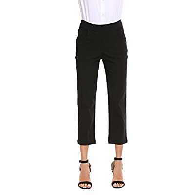Nice Zeagoo Women's Petite Pull-On Solar Millennium Super Stretch Pant