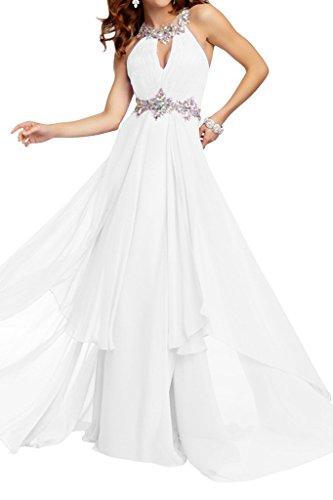 Charming Bride with Chiffon Wedding White Gowns Reception Dress Angel Prom Rhinestore w8qxw6