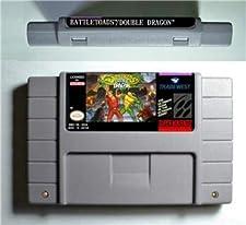 Battletoads & Double Dragon The Ultimate Team - Action Game Cartridge US Version - Game Card For Sega Mega Drive For Genesis