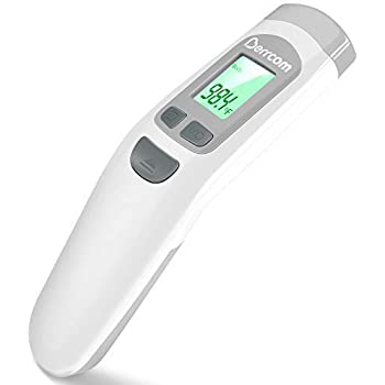 Grooming & Healthcare Kits Baby Medical Ear Infrared Thermometer Adult Baby Body Fever Temperature Measurement High Accurate Family Health Care Fine Craftsmanship
