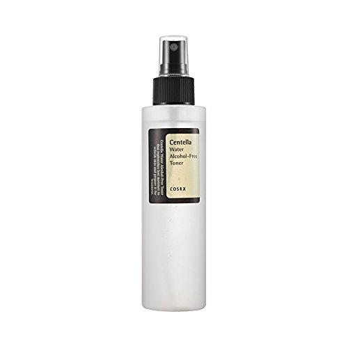 Cosrx Centella Water Alcohol-free Toner, Ph balanced, Soothing face, sensitive skin toner