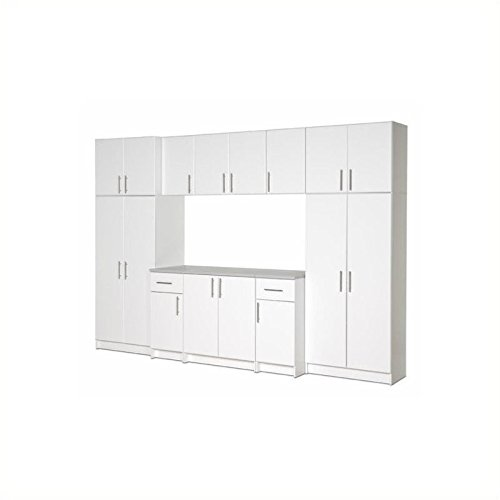 Prepac Elite Storage 10 Piece Set