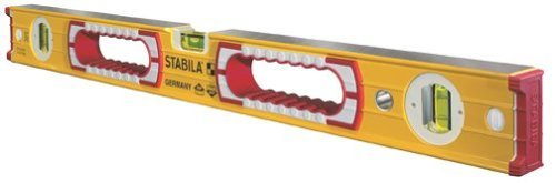 Stabila 37424-24-Inch builders level, High Strength Frame, Accuracy Certified Professional Level