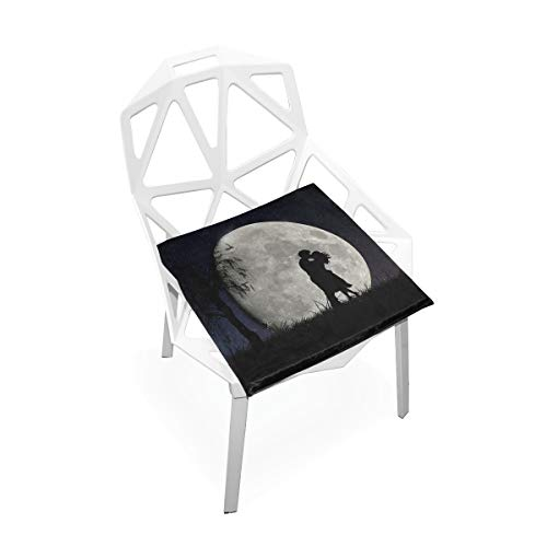 """LeeBelle Outdoor/Indoor Rocking Chair Cushion 16""""x16""""inch Family Fashion Dining Chair Cushion Patio Seat Cushions Square Chair Pads Office or Car Seat Cushion"""