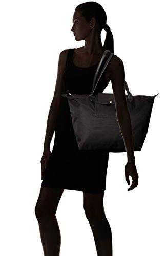 Amazon.com  Longchamp Women s Le Pliage Néo Sac Shopping, Black  Shoes 02ad8f7405
