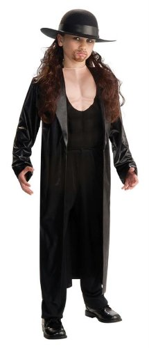 [Wwe Undertaker Dlx Child Med by Unknown] (Wwe Undertaker Costume)