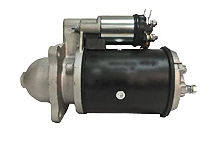 Amazon 16608 Starter Motor For Ford Hollandskid Steerloader. 16608 Starter Motor For Ford Hollandskid Steerloaderfarmutility L781. Ford. 5030 Ford Tractor Starter Wiring Diagrams At Scoala.co