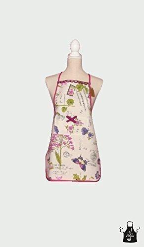 7228df8b9b1 kasualSpring - Delantal de cocina infantil: Amazon.es: Handmade