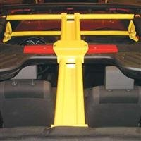 JK UNLM REAR CENTER SPORT BARS by Rock Hard 4x4 Parts