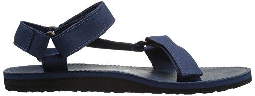 Teva Mens M Original Universal Menswear Sandal Navy 4NYQS1M4h