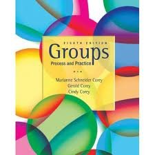 Groups: Process and Practice 8th (egith) edition (Practice Groups Process And)
