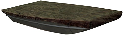 Leader Accessories Camouflage Jon Boat Cover (Camouflage, 10'-12' L X 48'' W) (Bass 8x10')