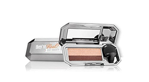 BENEFIT They're real! Duo Eyeshadow Blender - BOMBSHELL (Makeup Eye Shadow Duo)