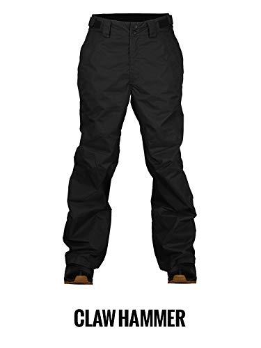Two Bare Feet Men s Claw Hammer Snow Ski Pants  Amazon.co.uk  Sports ... e985f11db