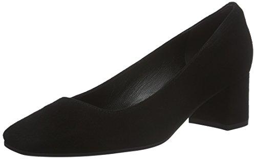 Kennel und Schmenger Schuhmanufaktur Isabel - Tacones Mujer Negro - Schwarz (schwarz 380)