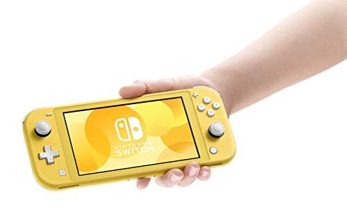 Nintendo Switch Lite - Yellow 2