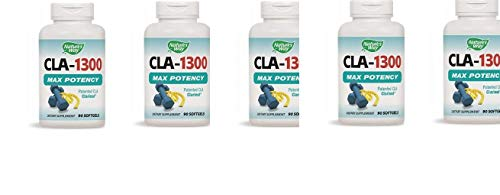 Nature's Way CLA 1300 mg 90 Softgels (5 Pack) by natture way (Image #2)