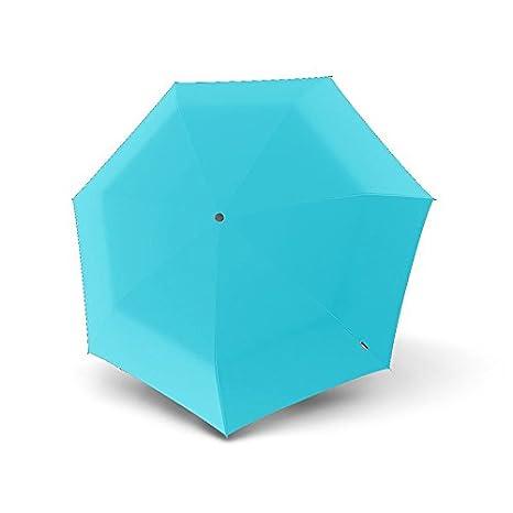 Knirps Duomatic de 806 – Floyd paraguas, Capri (Verde) - 806 134