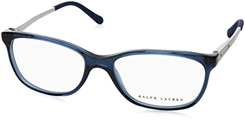 Ralph Lauren RL6135 Eyeglass Frames 5276-52 - Blue Sea