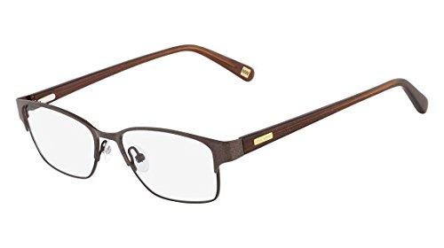 NINE WEST Eyeglasses NW1031 200 Chocolate 50MM