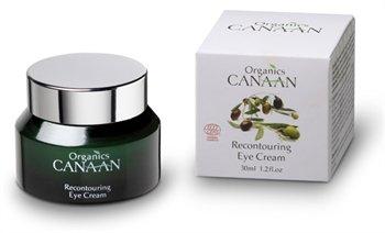 Canaan Organic Recontouring Eye Cream 30Ml Review