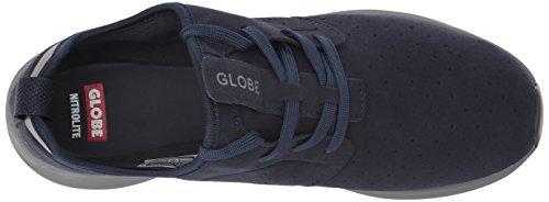 Globe Heren Dart Lyt Skateboarden Schoen Indigo / Charcoal