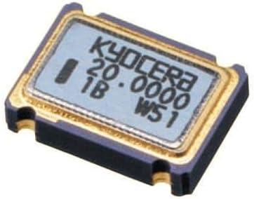 Pack of 25 K50-3C0SE16.0000MR Standard Clock Oscillators 16MHz 3.3V CMOS SMD 25ppm