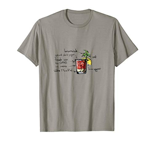 Bloody Mary Graphic t-shirts -