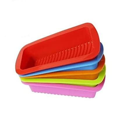 uctop Store 10,6 x 5,2 pulgadas sin BPA molde para horno de